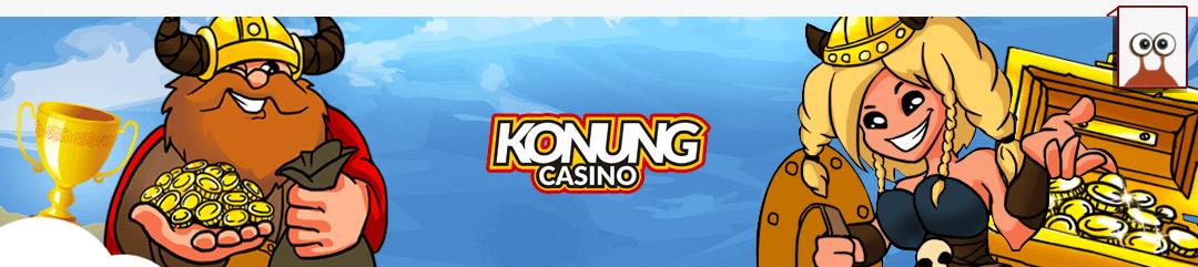 KonungCasino är det nya nätcasinot med generösa erbjudanden och bonusar