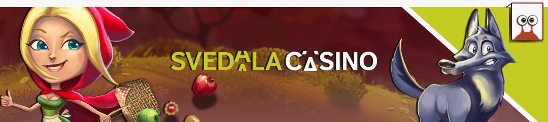 Svedala Casino är nätcasinot fullproppat med spelautomater och free spins. Prova idag för de bästa bonusarna och kampanjerna.