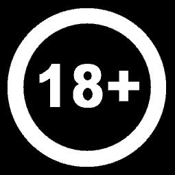White 18+