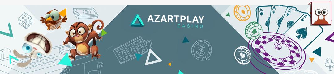 Azartplay Casino finns hos Mobilcasinon.se