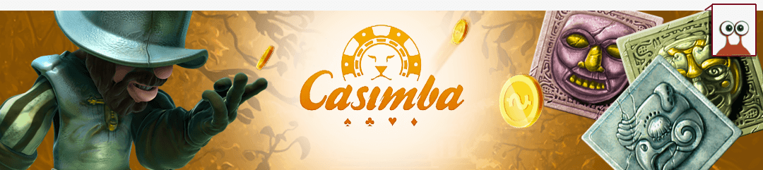 Mobilcasinon banner casimba