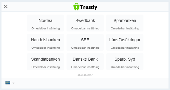 trustly banks